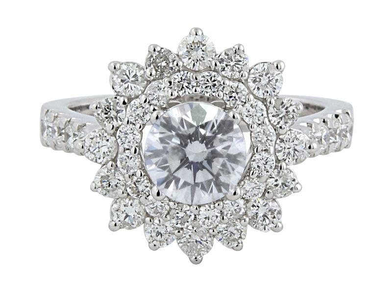 Charles Stern - Manufactures of gold and platinum diamond jewelry
